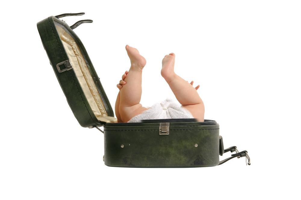 Пакуем чемоданы: в дорогу с малышом