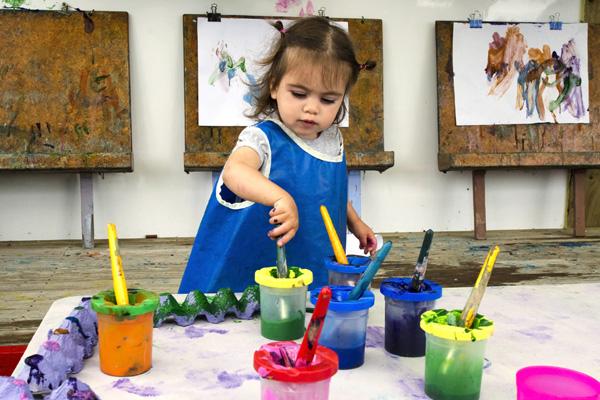 Развитие художественного воображения у детей