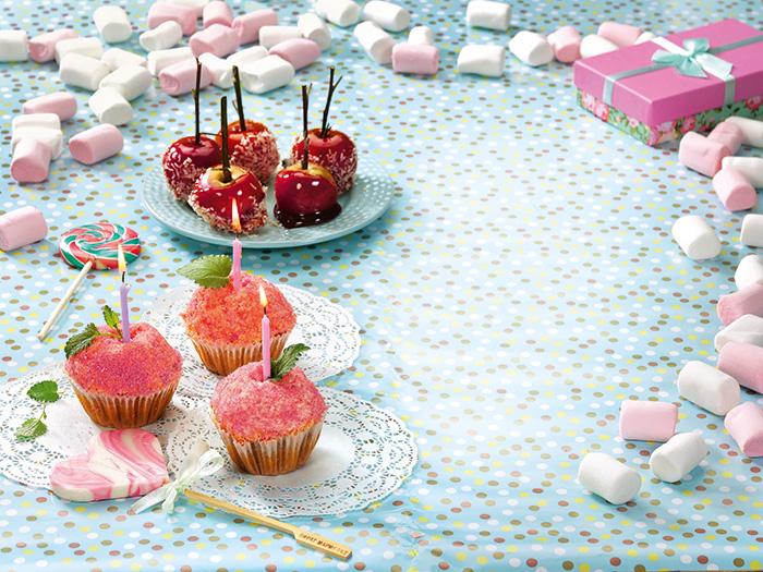 Яблочные лакомства: идеи для дня рождения