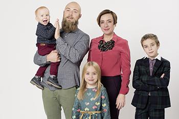Тутта Ларсен: «Трое детей ‒ это норма»