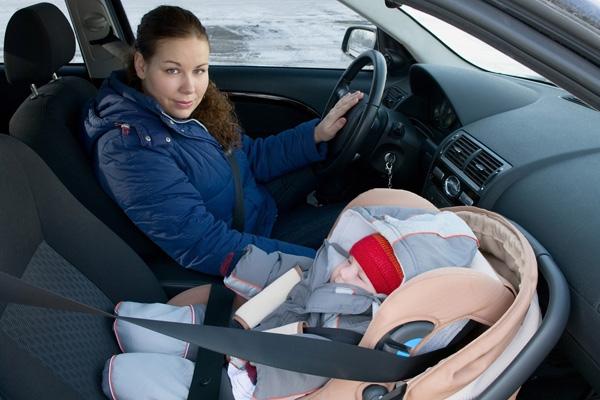 Внимание: маленький пассажир