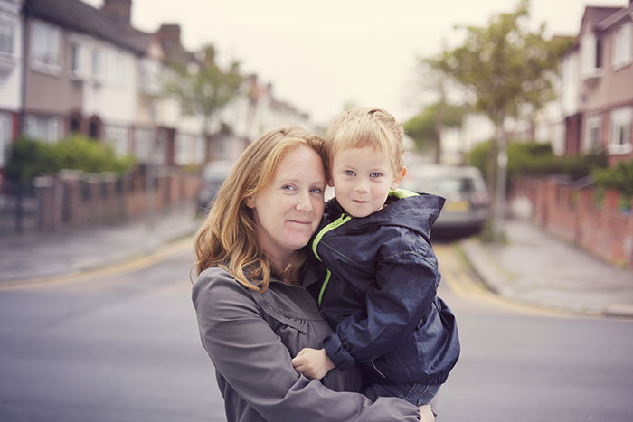 Big walk: 5 problem situations with a child on the street