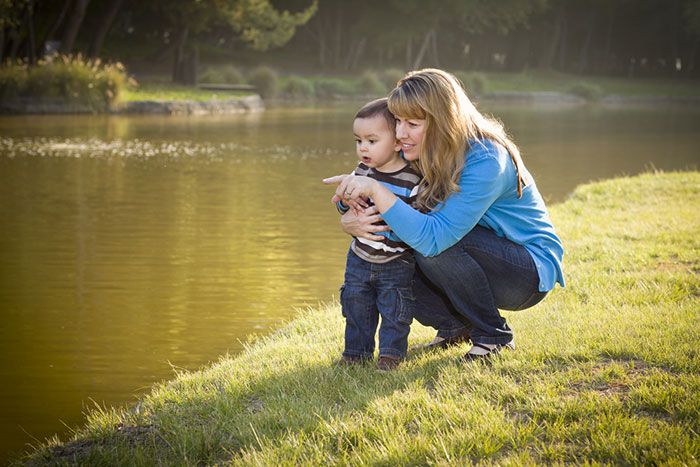 10 ways to reduce the stress of a single parent