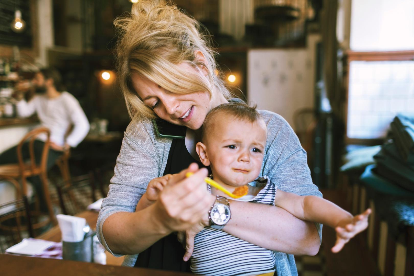 Как накормить малоежку: 9 советов от Союза педиатров