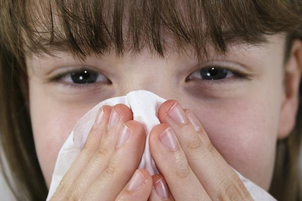 Осторожно: аллергия на плесень