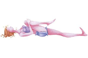 Пилатес после родов: мягкое восстановление