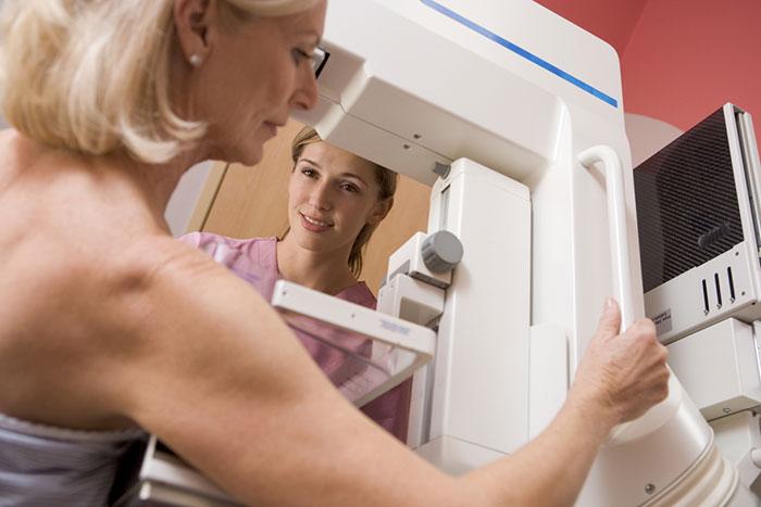 Cáncer de mama: cuando es hora de ver a un médico.