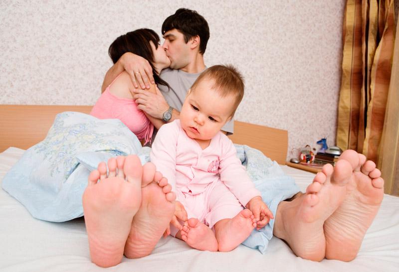 Личная жизнь новоиспеченных родителей