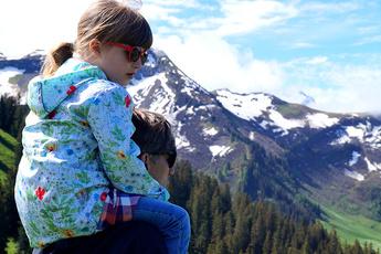 Летняя Швейцария: горы возможностей для семейного отдыха