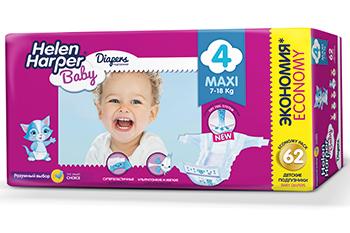 Choosing diapers for babies