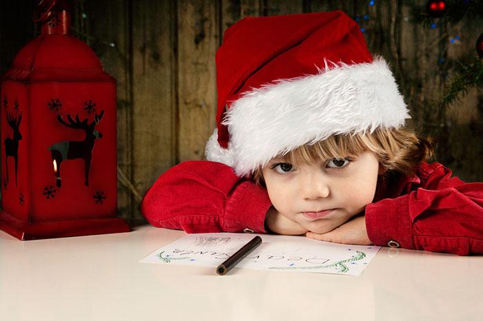 Santa Claus: a very necessary fairy tale