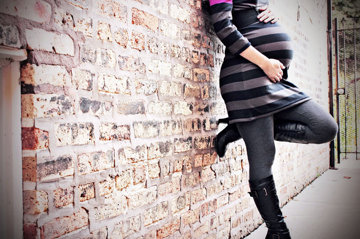 Pregnant and beautiful: tips on choosing clothes for the expectant mother