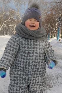 мороз и солнце день чудесный для смеха, радости, труда)))