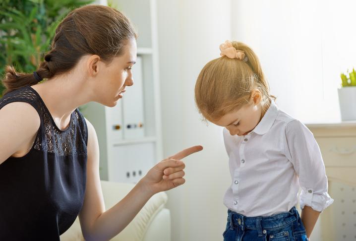 Плохие оценки: нужно ли ругать ребенка?