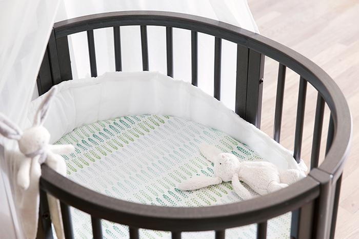 Matras Stokke Sleepi : Сладкие сны овальная кроватка stokke sleepi™ elle decoration