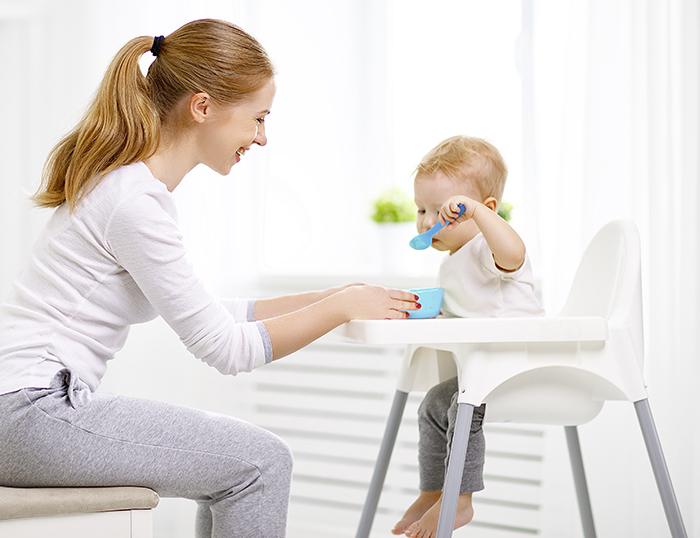 Правильный обед для малыша после года: что в меню?