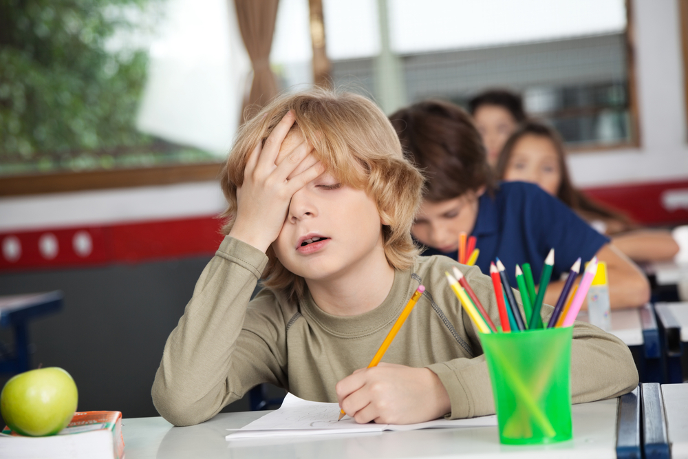 Students and schoolchildren should be given more sleep