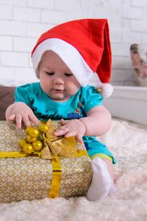 В ожидании нового года))))