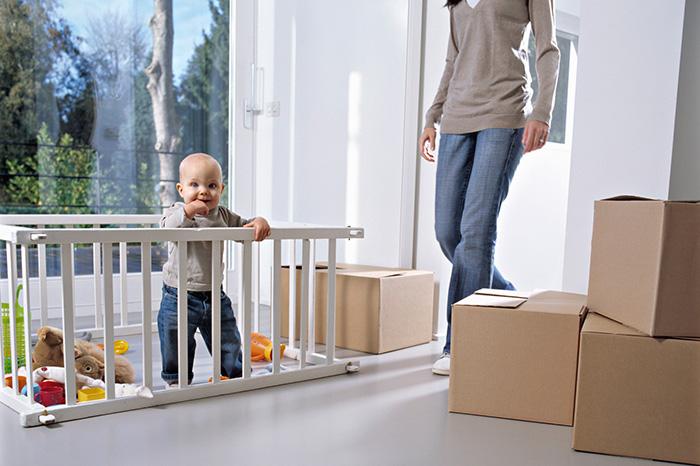 Как выбрать манеж для малыша
