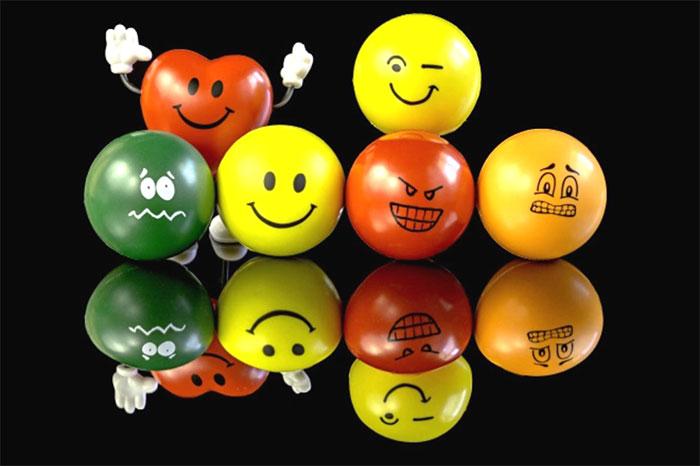 Какие шарики выберешь ты?