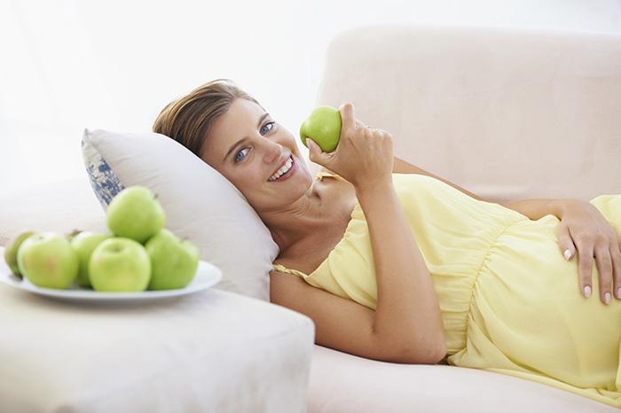 Еда для беременных на ранних сроках