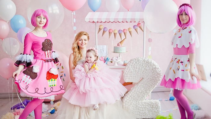 Cамый сладкий день рождения