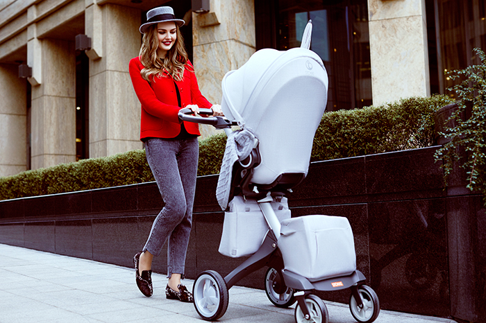 Getting ready for a walk with your baby: a few tips from Stokke®