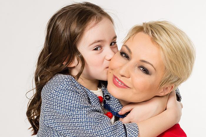 Катя Лель: «Мне кажется, мы с дочерью одного возраста»