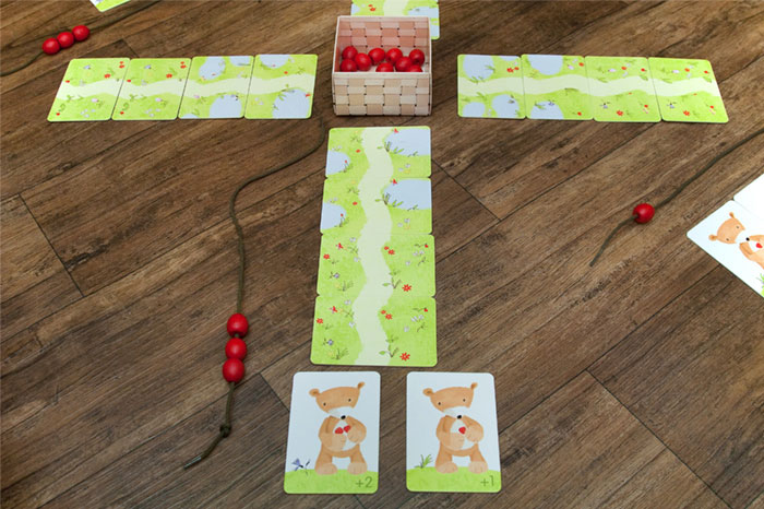 Consider effortlessly: board games for learning counting and simple math actions