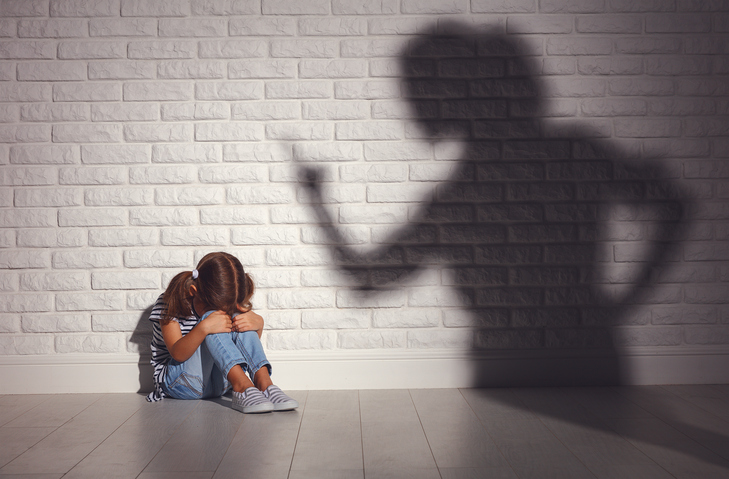 How to punish young children?