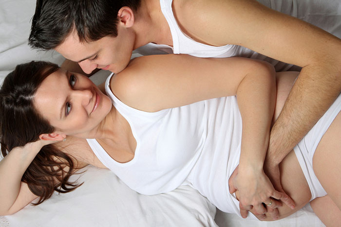 Pregnancy: features of sexual life