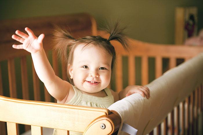 Ребенок-жаворонок: как поспать с утра подольше