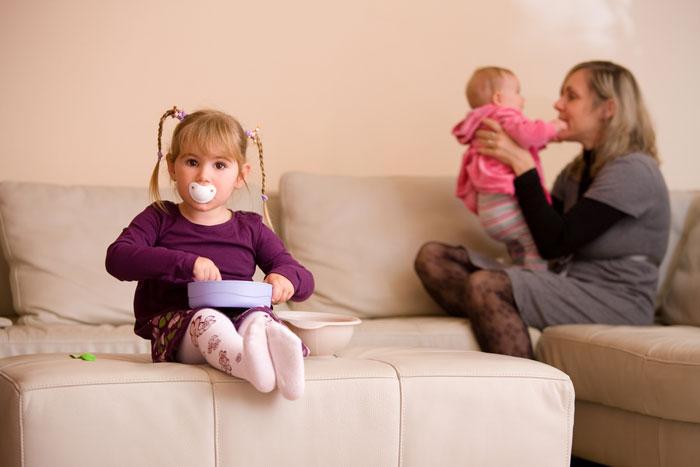 5 советов, которые помогут отучить ребенка от пустышки