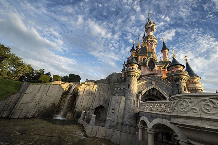 Visiting a fairy tale: Disneyland Park Paris