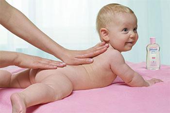 Детский массаж: теория и практика