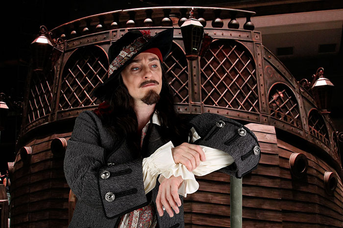 """Sergey Bezrukov will play one of the main roles in """"Treasure Island"""""""