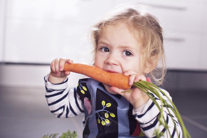 Рахит и вегетарианство
