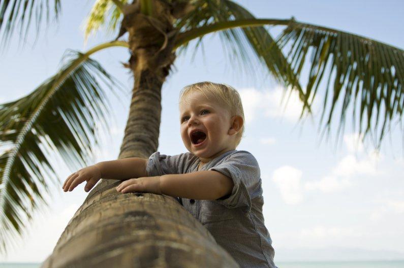 Acclimatization of children