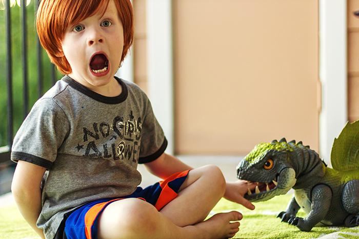 Как победить детский страх с помощью игры