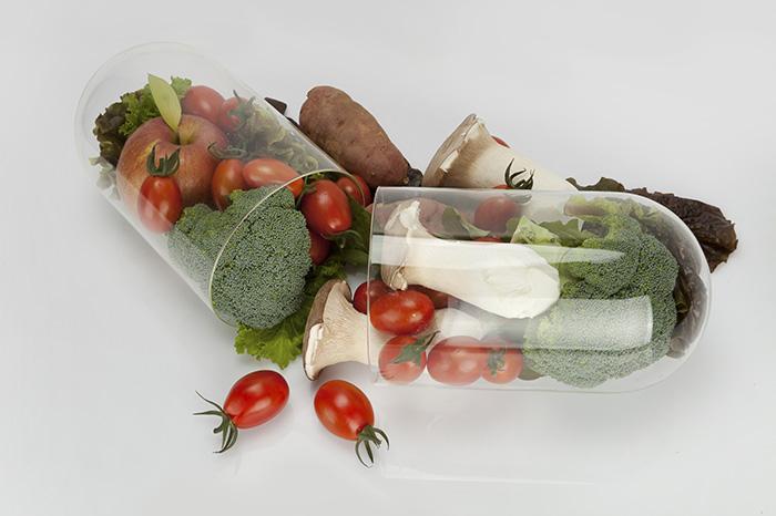 Еда в таблетках