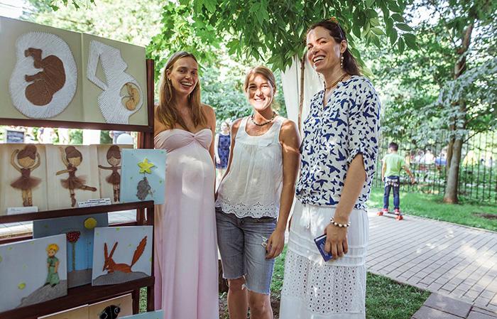 Летний фестиваль для мам «Это моя практика»
