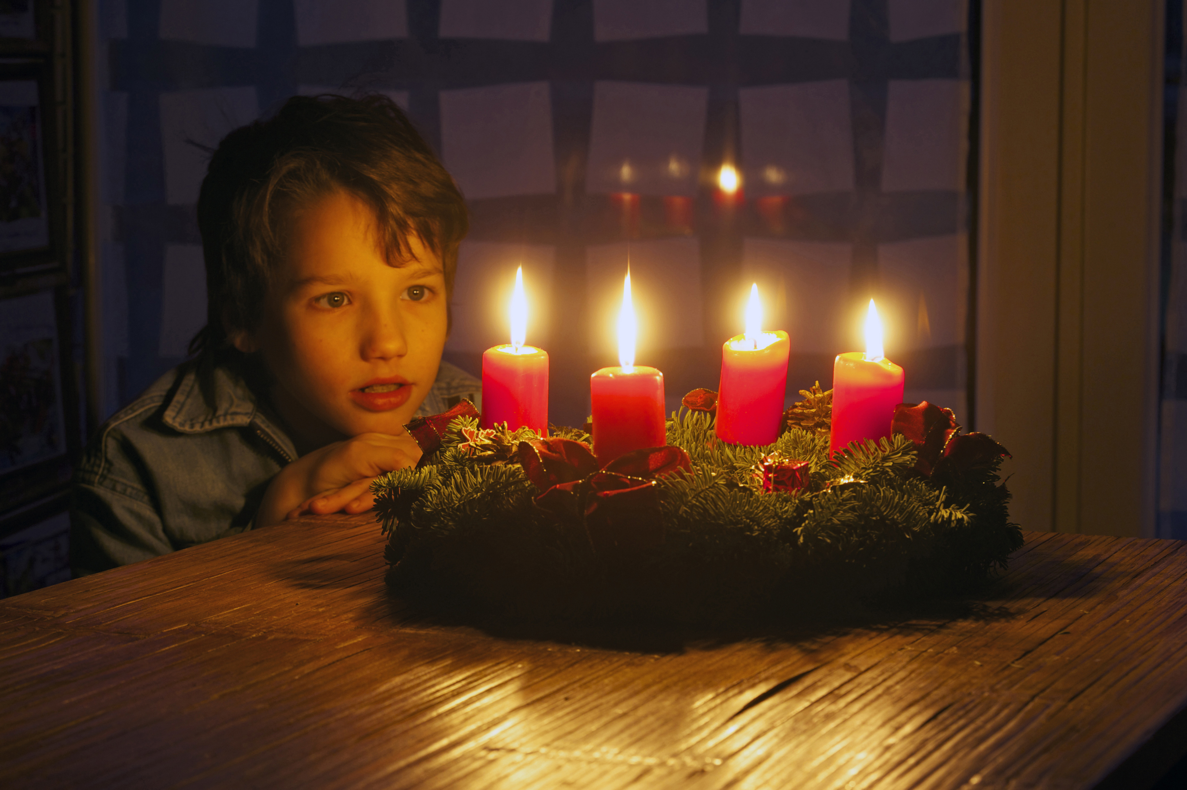 Divination in the New Year's Eve