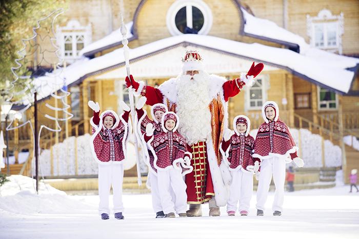 Дед Мороз: где он живет и как ему написать?