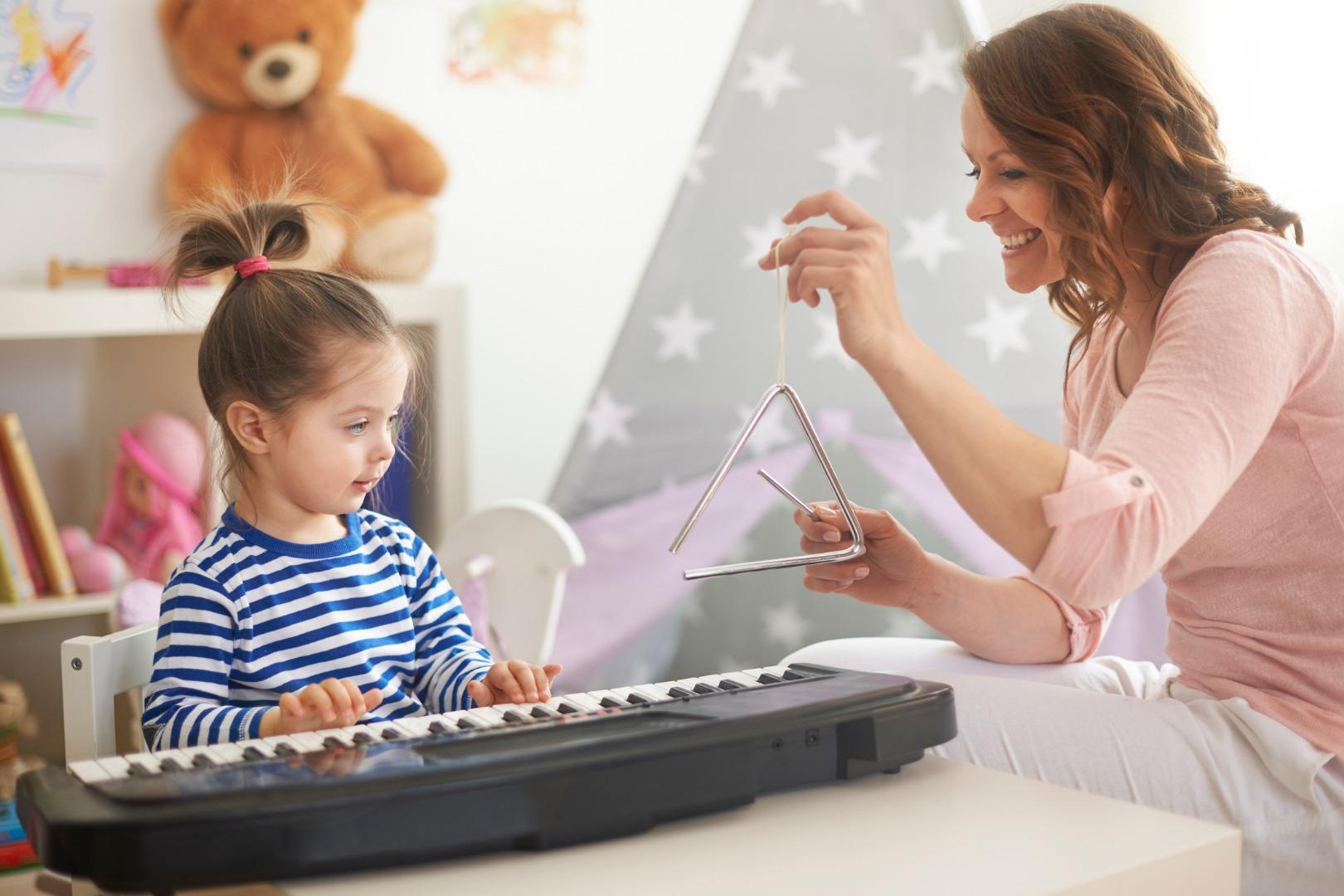 7 советов, как развить музыкальный слух у ребенка