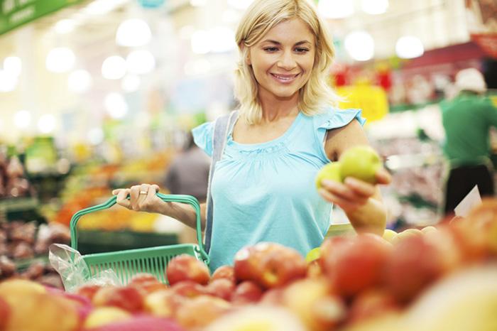Как выбирать качественные продукты питания