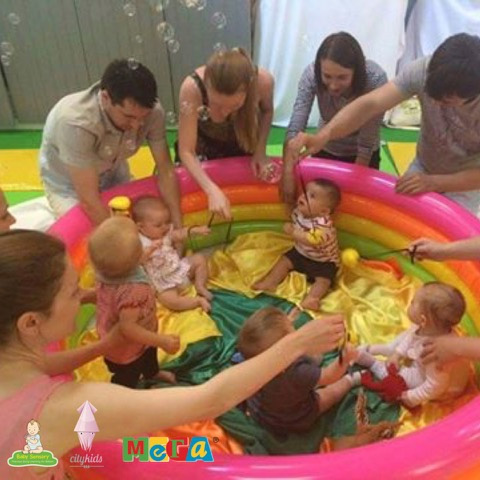 Free Baby Sensory and Toddler Sense Lessons with Kids