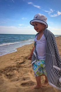 Солнце,пляж и я