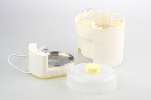 Абсолютная чистота: стерилизация бутылочек