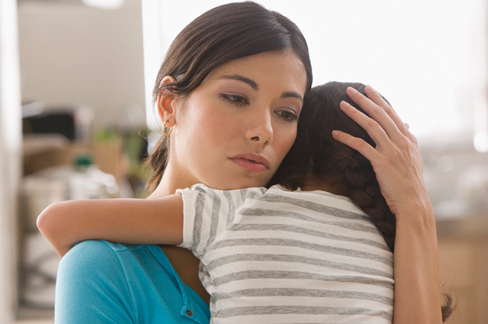 Шестое материнское чувство