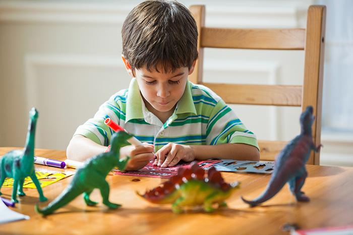 Own game: toys as delusion